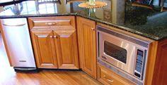 Kitchen Renovation work done by Avon Cabinet Co