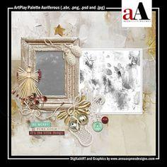 ArtPlay Palette Auri