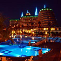 Riviera de Antália - Hotel Calar Millor