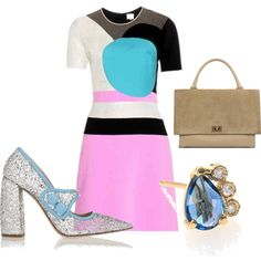 Project 1C by oona-otoole on Polyvore featuring Roksanda, Miu Miu, Jacquie Aiche and Givenchy