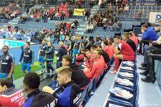Sparhandy Cup 2016, Schwalbe Arena, Gummersbach, 10.1.2016 #kickers #offenbach #ofc