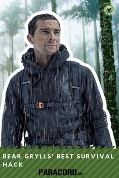 Bear Grylls' best survival hack is something you can use to get through everyday life too Crappy Day, Bear Grylls, Scottish Highlands, Navy Seals, Survival Tips, Alps, Paracord, Mantra, Jon Snow
