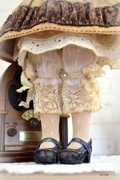 Совершенствуем свое мастерство  по мк мастериц - кукольников и любуемся и вдохновляемся их творениями