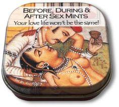 Sex Mints 2.99 €