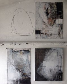 """Get fantastic recommendations on """"modern abstract art face"""". They are actually readily available for you on our internet site. Abstract Drawings, Abstract Art, Encaustic Art, Small Paintings, Art Techniques, Painting Inspiration, Les Oeuvres, Amazing Art, Paper Art"""