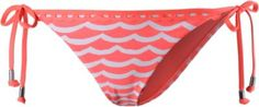 #Seafolly #Tidal #Wave #Bikini #Hosen #Damen #nektarine/weiß -