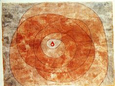 At the Core (1935)  - Klee Paul (1879-1940) - STAMPA SU TELA  € 18,15
