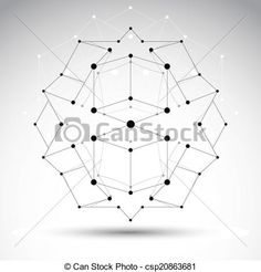 Vector - 3D polygonal geometric wireframe object, vector abstract design - stock illustration, royalty free illustrations, stock clip art icon, stock clipart icons, logo, line art, EPS picture, pictures, graphic, graphics, drawing, drawings, vector image, artwork, EPS vector art