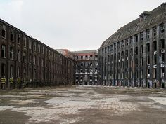 Hannover - Abandoned rubber factory