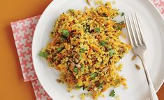 Maple-Infused Carrot and Millet Tabbouleh Ingredients millet maple water carrots, peeled and grated sunflower seeds, fresh parsley, chopped orange. Water Recipes, Healthy Cooking, Fried Rice, Tofu, Fries, Carrot, Ethnic Recipes, Gluten, India