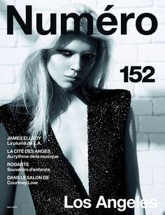Numéro #152 April 2014 | Ola Rudnicka by Richard Bush