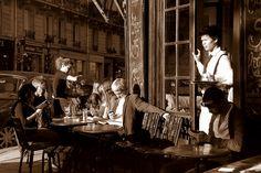 Un café en Ille de Saint Luois