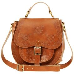 Oasis Ibiza Satchel ($74) ❤ liked on Polyvore featuring bags, handbags, accessories, purses, bolsas, access, women, man bag, handle satchel and brown purse