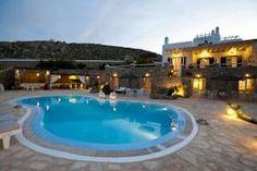 Mykonos Beach Hotel-Navy Blue Suites