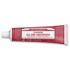 Dr Bronner's All-One Toothpaste - Cinnamon