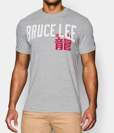 Men's Roots Of Fight™ Bruce Lee T-Shirt | Under Armour US