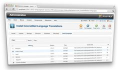 News about my Language Installer Google Summer of Code Project for Joomla 3.0