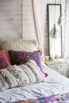 28 Ideas bedroom paint colors 2017 for 2019 Room Decor, Bedroom Paint Colors, Room Inspiration, Bedroom Decor, Home, Eclectic Bedroom, Home Deco, Home Collections, Home Decor