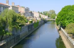 la ville de Fontenay le Comte