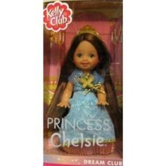 Princess Chelsie Kelly Doll