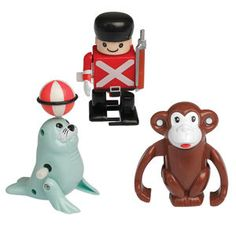 Wind Up Toy   Assorted - traditional toys & games
