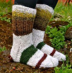 Icelandic Woolen Socks
