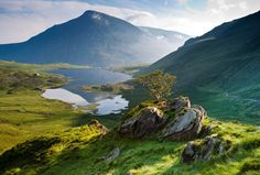 Escape to Snowdonia  - countryliving.co.uk