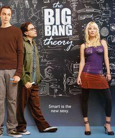 The big bang theory: Conoce 30 diseños de posters para series de TV: http://blog.luismaram.com/2013/04/30/30-disenos-para-posters-de-series-de-tv/