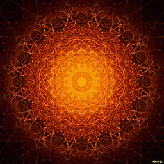 Dalla Blog: MANDALA: A IMAGEM DO UNIVERSO Mandala Artwork, Mandala Painting, Psychedelic Pattern, Psychedelic Art, Fractal Art, Fractals, Background Patterns, Background Images, Om Art