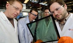 SolarWindow Technologies claims their transparent solar cell coatings can generate 50 times more energy than conventional solar panels.