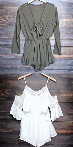 Steal the show in our amazing rompers - shop our best sellers at shophearts.com