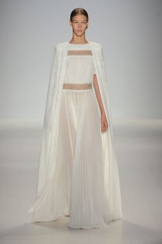 Pin for Later: Hot Off the Spring '15 Runways — the Ultimate Wedding Dress Inspiration Tadashi Shoji Spring 2015