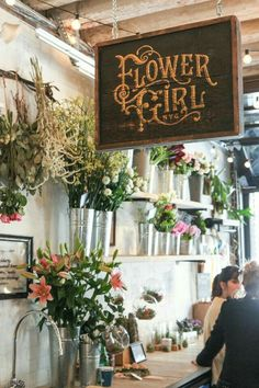 Flower Girl Flower Shop