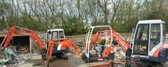 Plant hire in Hampshire - We can carry out all types of domestic and commercial work and no job is too big or too small. We offer a bespoke service for every customer and will go that extra mile to make sure you are 100% satisfied with the level of service you receive. We can provide reliable and fully insured micro and mini diggers to customers throughout Hampshire at affordable prices.