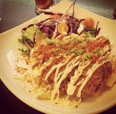 Golden crispy chicken by secret recipe