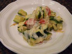 Zucchini Saute (Calabacitas)...great vegetarian dish or side dish!