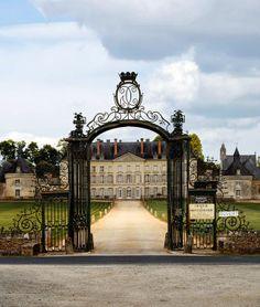Chateau de Montgeoffroy, Loire Valley