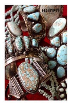 Harpo Bijoux © #bagueturquoise #bijouxamérindiens #drycreek