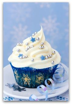 Cupcake Decorating Ideas Decorating Cupcakes is Fun and Rewarding - blue inspired