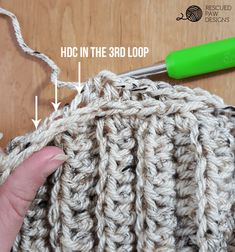 Andy Button Hat- A Simple Crochet Hat to crochet. Make this easy crochet button hat pattern today from Easy Crochet. Easy Crochet Hat Patterns, Crochet Headband Pattern, Free Crochet, Crochet Tutorials, Free Knitting, Crochet Ideas, Crochet Stitches, Crochet Buttons, Crochet Hats