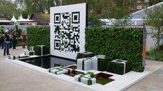 The QR Code Garden, Jade Goto.