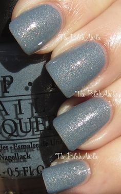 OPI I Don't Give A Rotterdam from the new Holland collection