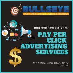 Pay Per Click advertising Service gives you opportunity to pay for top positions on search engines a appear on relevant partner websites. Contact for #PPC service now!