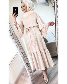 Hijab Gown, Hijab Evening Dress, Hijab Dress Party, Hijab Style Dress, Casual Hijab Outfit, Hijab Chic, Abaya Style, Modern Hijab Fashion, Abaya Fashion