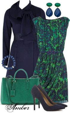 Great saturated blues and greens! I love this website, even if most of the clothes are too expensive for my taste. Great site to have open while thrifting!