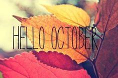 imagem de bem vindo outubro - Pesquisa Google