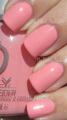 Orly Cotton Candy, via Flickr.