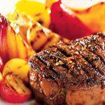 BBQ: des filets mignons à point!