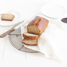 Old-Fashioned Banana Bread - Fraiche Living Old-Fashioned Banana Bread - Fraiche Living bread recipe Best Banana Bread, Banana Bread Recipes, 9x13 Baking Pan, Food Staples, Mini Chocolate Chips, Sweet Bread, Baking Recipes, Sweet Tooth, Desserts