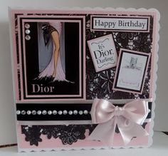 If you need any help with your Card Making please post a comment, and I will get back to you as soon as I can. Personalised Cards, Handmade Cards, Your Cards, Card Making, Gallery Wall, Happy Birthday, Frame, How To Make, Art